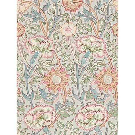 pink wallpaper john lewis buy morris co pink and rose wallpaper john lewis