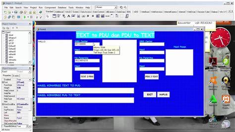 tutorial menggunakan delphi nidya suroyya tutorial pengiriman pesan menggunakan