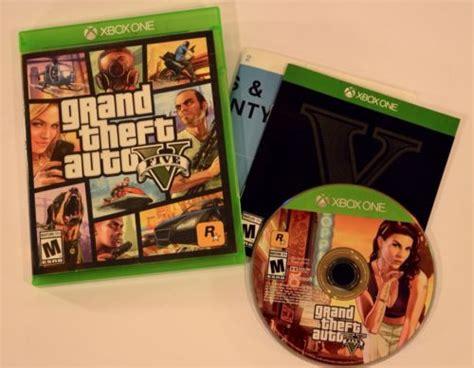 Xbox One Gta V Originall grand theft auto v gta 5 microsoft xbox one 2014 free shipping what s it worth