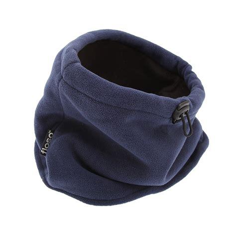 floso mens fleece adjustable warm thermal winter neck