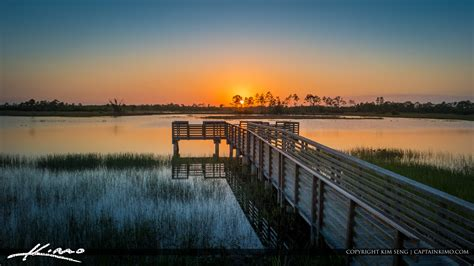 Home Drawing Software pine glade natural area sunset at fishing dock