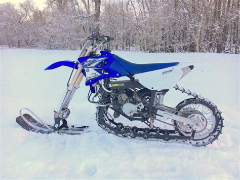 HOOT85 Snow Bike Conversion Kit   Hoot Bikes