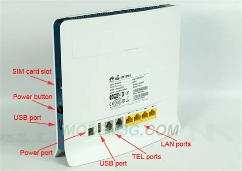 Huawei B593 4g Router huawei b593 industrial broadband 4g lte cpe and wlan router supporting 32 users