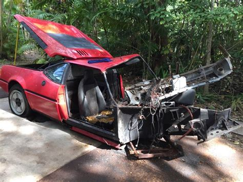 how many bmw 1m were made wrecked bmw m1 for sale