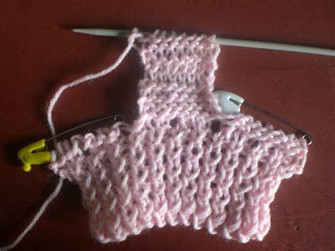 tejidos a palillo paso a paso chalecos escarpines tejidos en dos agujas aprender manualidades