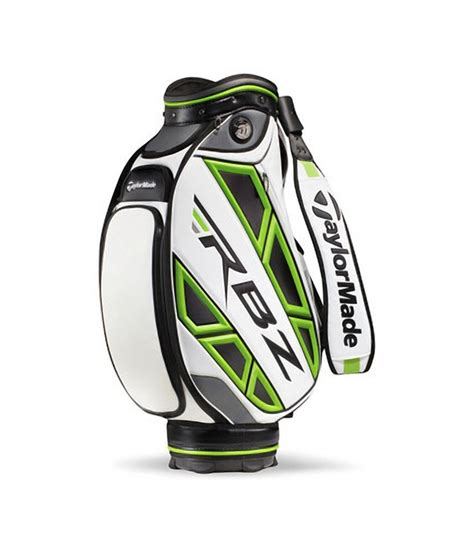 taylormade rbz tour staff bag limited edition golfonline