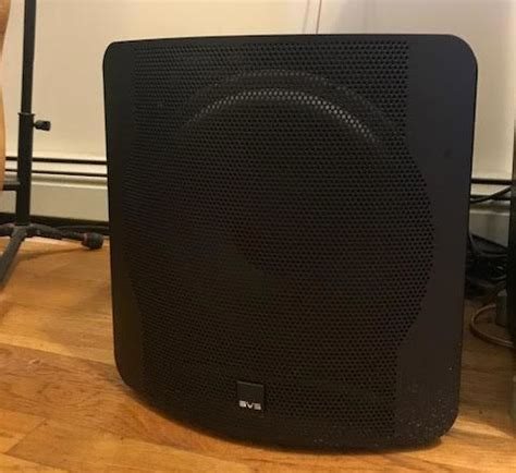 levelone news svs sb  subwoofer review level