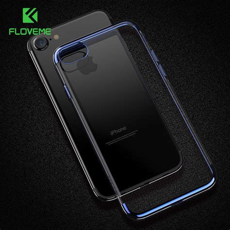 Iphone 6 Plus 6s Plus Ory Soft Casing Cover Leather floveme for iphone 6s iphone 6 plus 6s plus cool transparent clear cases for iphone 6
