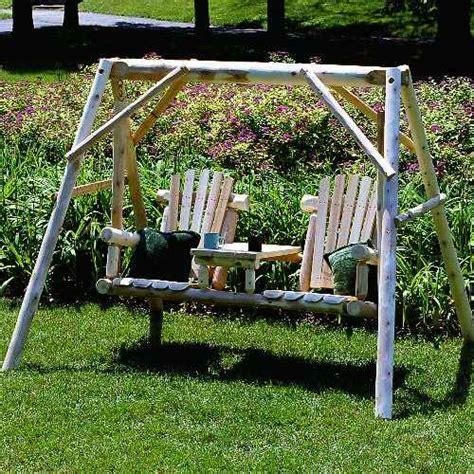 lakeland mills swing lakeland mills tete a tete yard swing cfu19