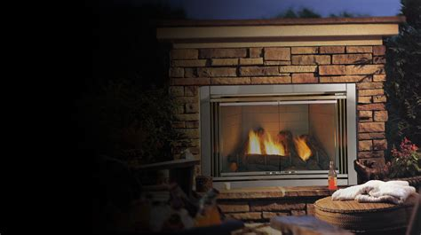 how to use a gas start wood burning fireplace fireplaces