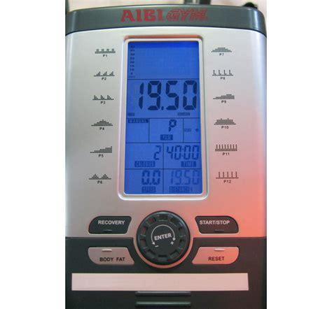 Alat Fitness Ab Doer Pelangsing Perut alat fitness elliptical cross trainer ab vg25 aibi fitness consumer range