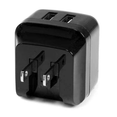 usb in wall charger dual port usb wall charger usb adapters startech