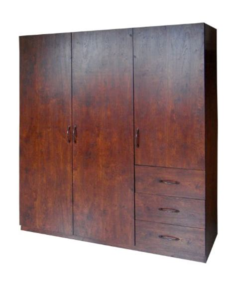 Wardrobe With Drawers And Hanging Home Source Industries 9129 Wardrobe With Space For