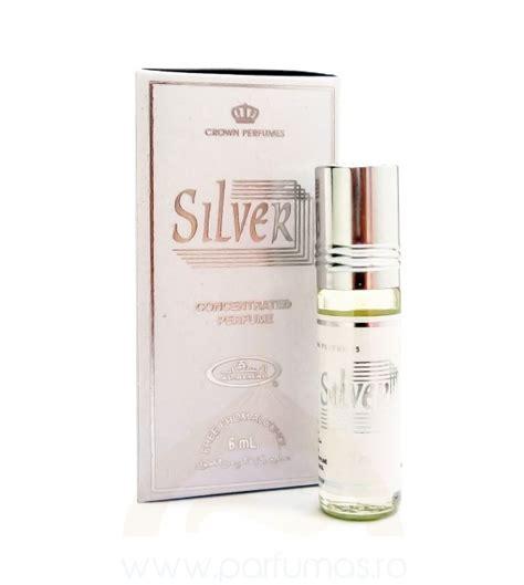 Parfum Al Rehab 6 Ml al rehab silver 6ml esenta de parfum