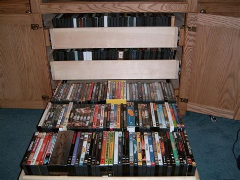 Dvd Drawers by Picture