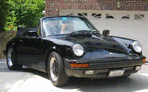 old car owners manuals 1989 porsche 911 interior lighting 1989 porsche 911 classic carrera cabriolet rennlist porsche discussion forums