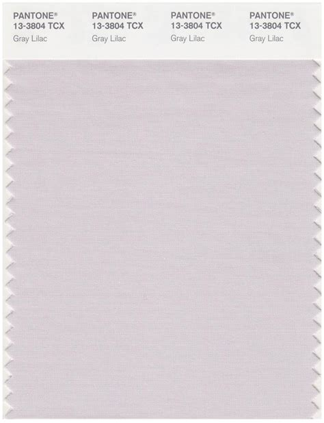 pantone smart   tcx color swatch card gray lilac