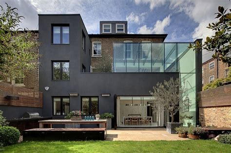 In london gets a grand and glassy extension best of interior design