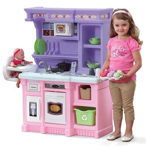 play kitchen set for 5 year old