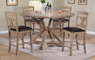 Dining Table Counter Height Grandview Counter Height Dining Table Dfgt16060 Dining Tables From Winners Only At Crowley
