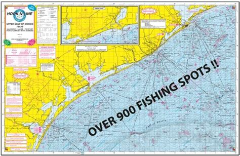 f131 gulf of mexico offshore fishing map hook n line