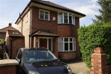 3 bedroom house in manchester 3 bedroom detached house for sale in beech road chorlton