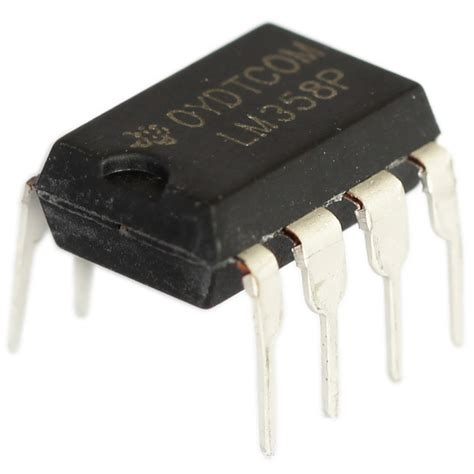 integrated circuit for genesis 3 s lm358 low power dual operational lifier protostack