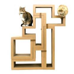 cat furniture katris bundle of 5 original kraft modular cat furniture