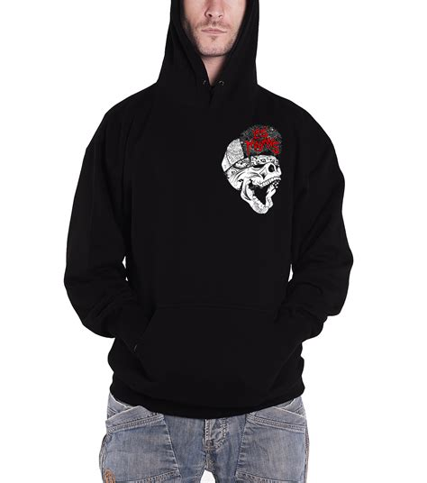 Sweater Reaper Logo Back sons of anarchy hoodie reaper samrco logo soa crew official mens new