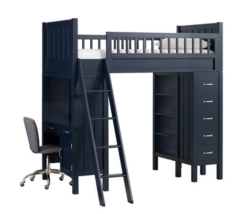 C Twin Bunk Bed System Pottery Barn Kids Bunk Bed Systems