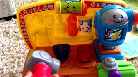 fisher price baby tool bench comparing the fisher price tool bag and tool bench baby