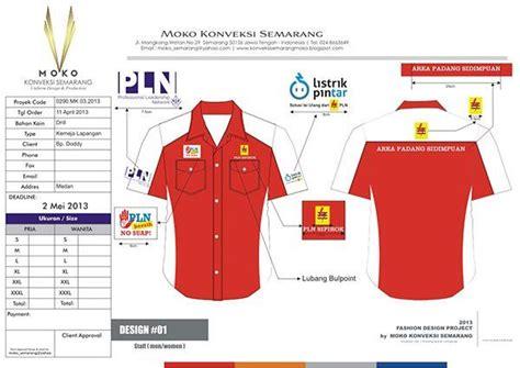 desain kemeja safety 42 best konsep desain seragam kerja moko konveksi images