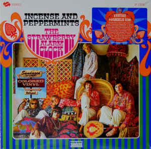 strawberry alarm clock incense and peppermints vinyl lp album reissue special edition