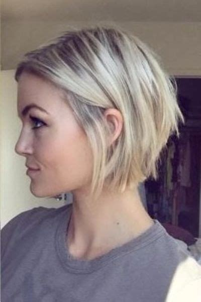 short hairstyles for thin hair uk choppy short inverted bob fashion pinterest short