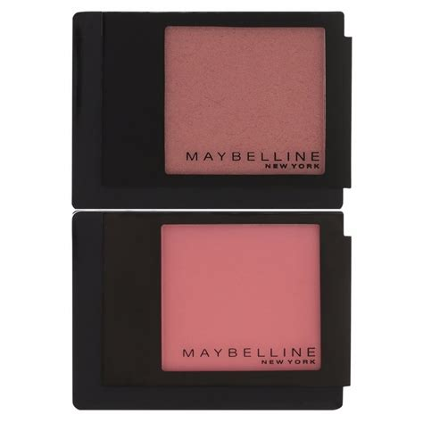 Maybelline Blush On maybelline master heat blush 5 gr choose color u