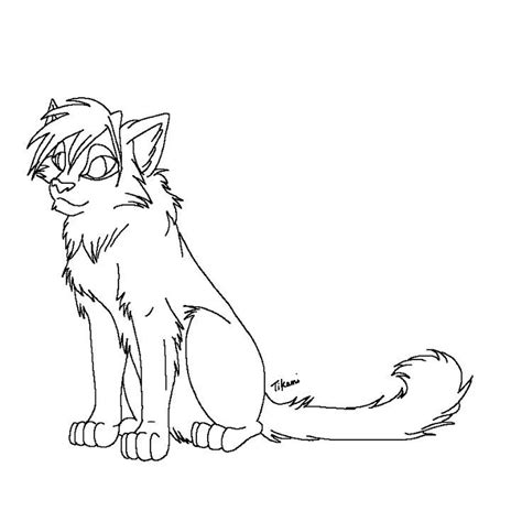 coloring pages of warrior cats warrior cats coloring page coloring home