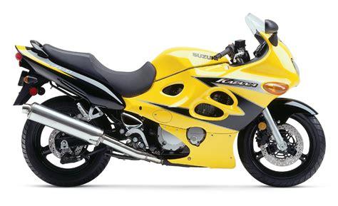 Suzuki Gsx 600 2000 Suzuki Gsx 600 F Pic 5 Onlymotorbikes