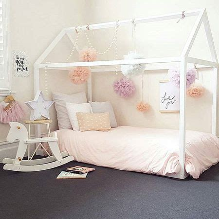 house bed for girl 25 best ideas about little girl beds on pinterest