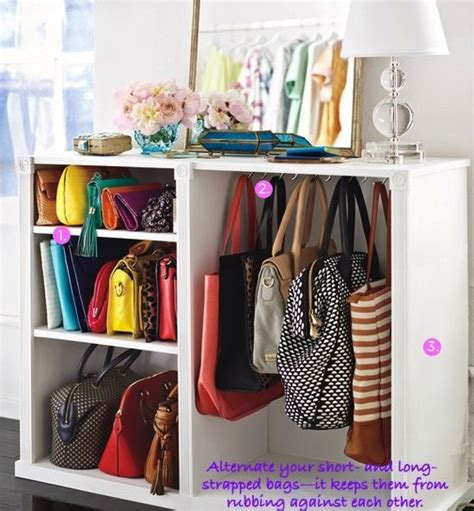 Best Way To Store Purses In Closet by Purse Storage Ideas Kidspace Stuff Reader Request