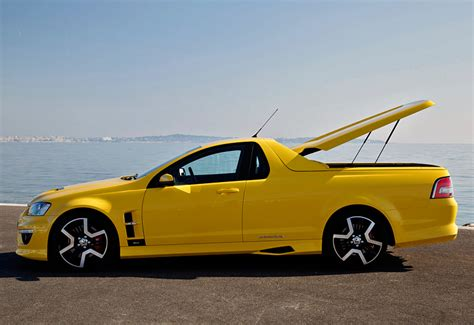 2012 vauxhall vxr8 maloo specifications photo price