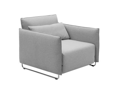 buy the softline cord single sofa bed at nest co uk