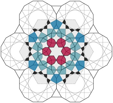 geometric pattern islamic architecture geometric motif blueprints on pinterest islamic art