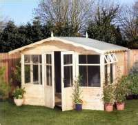 Truro Sheds by Summerhouses Studios Timber Garden Offices Chalets Log Cabins Timber Portable Cornwall