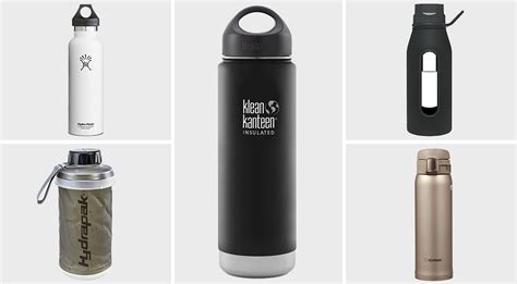 best water bottle daily drinker the 12 best edc water bottles hiconsumption