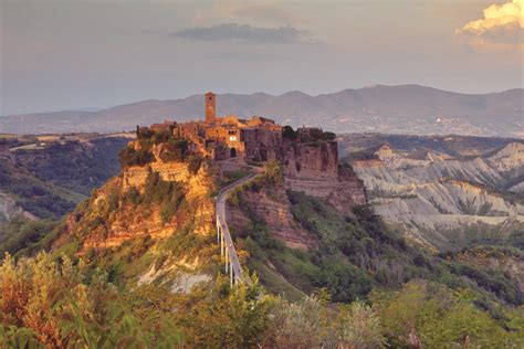 civita di bagno regio italy s civita di bagnoregio on the hill by rick steves