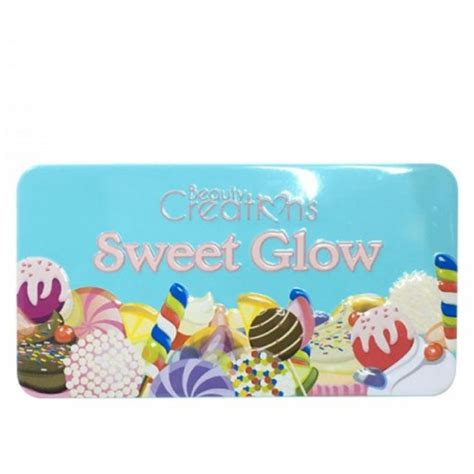 Creations Glow Palette creations sweet glow highlighter palette