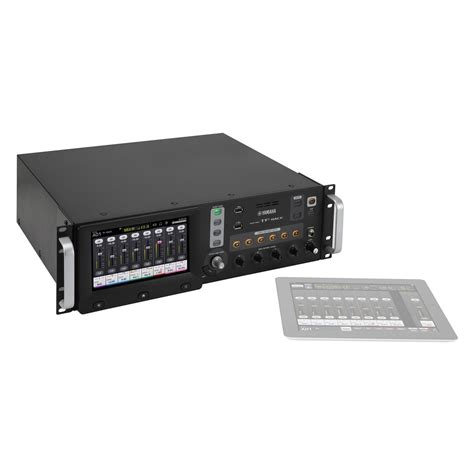Mixer Digital Yamaha Tf Yamaha Tf Rack Digital Mixer At Gear4music