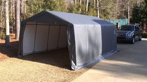 Shelter Garage In A Box by Shelterlogic 174 Garage In A Box 174