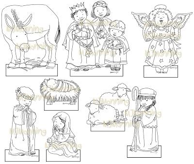 printable nativity scene cutouts digital pencil too nativity quot paper dolls quot