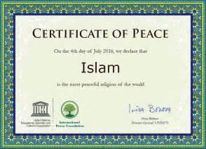 fake news headline 1 islam is a religion of peace the